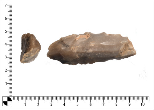 WAW-5F24CE: Neolithic flint core