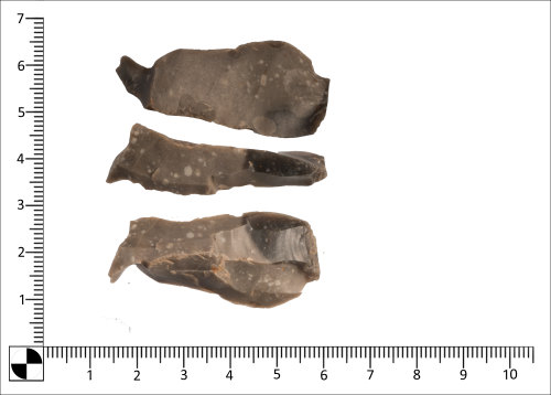 WAW-5F39B6: Neolithic flint core