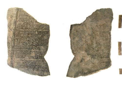 WILT-4B4206: Medieval/ Post medieval vessel