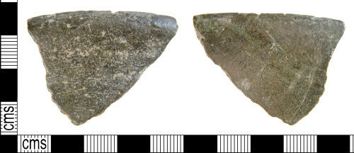 WILT-A77F47: Medieval/ Post-Medieval Vessel