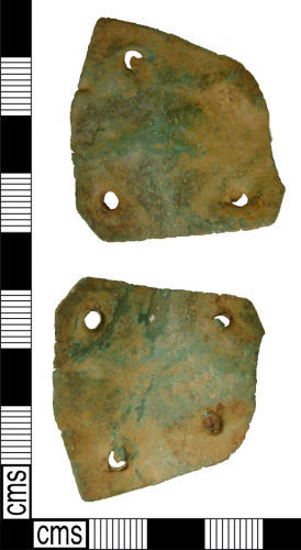 WILT-F0BD64: Medieval/ Post Medieval unidentified object
