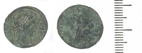 WILT-A5F7F3: Nummus of Constantine I