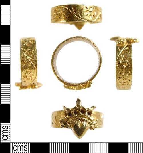 WILT-0C6065: Medieval finger-ring