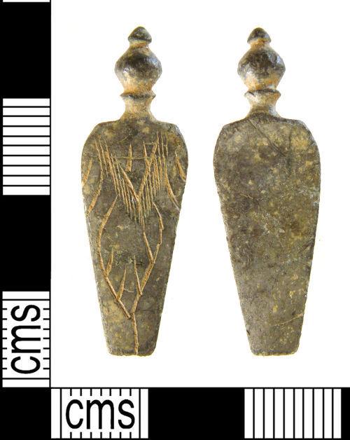 WILT-93DD24: Post-Medieval Spoon