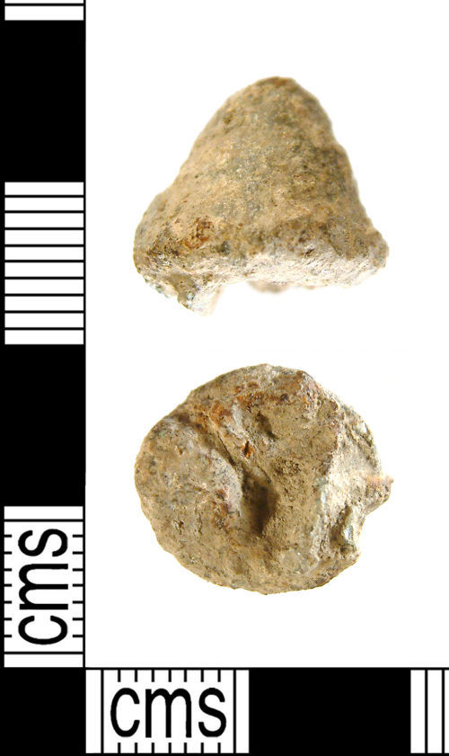 WILT-2485D7: Roman (probably) weight