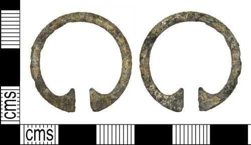 WILT-5682E4: Late Roman to Early Early-Medieval penannular brooch