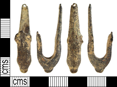 WILT-8AAA87: Early Early-Medieval scabbard