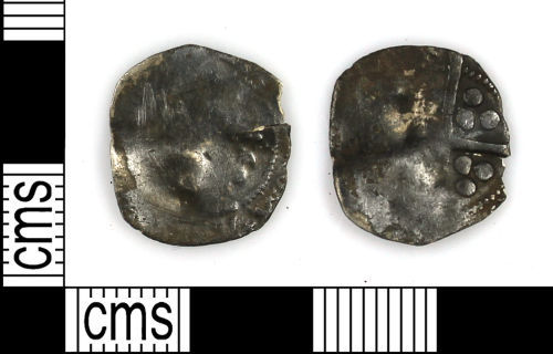 WILT-B1F238: Medieval coin : Unidentified penny