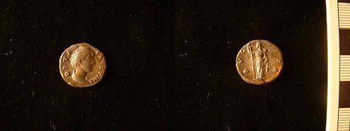 WILT-42F236: denarius of Faustina, diva