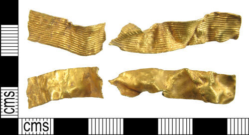 A resized image of Middle/ Late Bronze Age ribbon