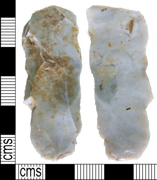 HAMP-41D451: Neolithic/ Bronze Age debitage