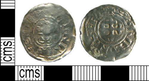 HAMP-6F0652: Medieval coin : Penny of Henry I