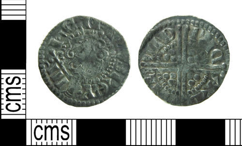 HAMP-FBAB21: Medieval coin : penny of Henry III