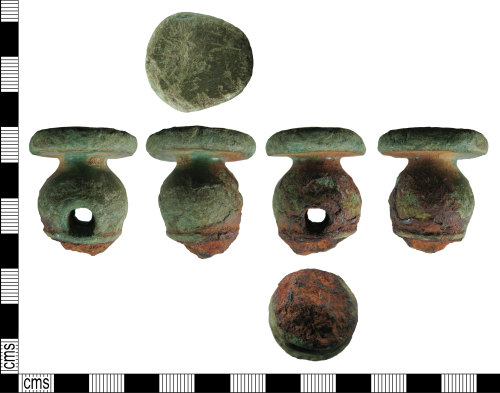 A resized image of Iron Age/ Roman linch pin