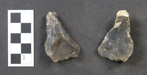 HAMP-877603: Neolithic/ Bronze Age lithic implement (probably)