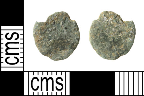 HAMP-92EF97: Roman coin : nummus of the House of Constantine
