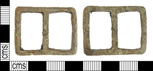 HAMP-A5956D: Post-medieval buckle