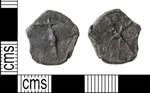 HAMP-AA6CD5: Post-medieval token