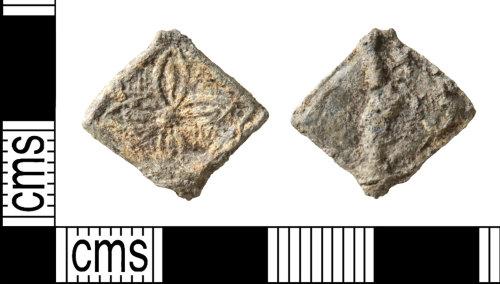 HAMP-CF365D: Medieval brooch