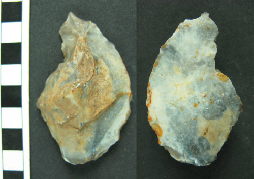 HAMP-D87CCD: Neolithic/ Bronze Age lithic implement