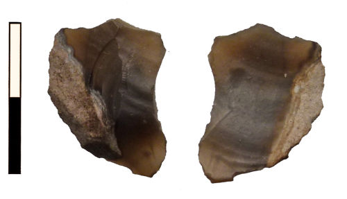 FAKL-DD0F22: Neolithic/Early Bronze Age flint flake