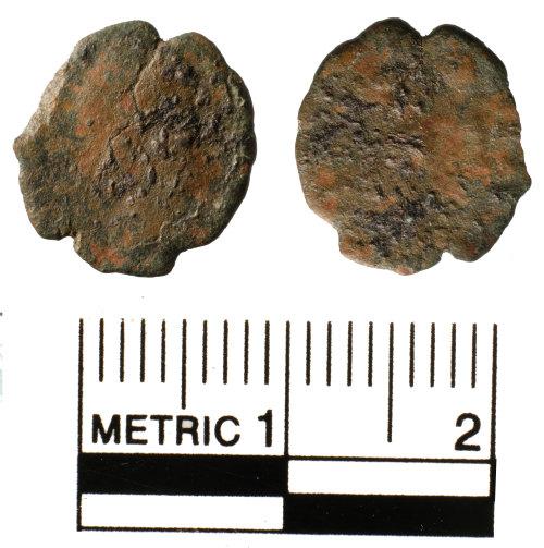 FAKL-0C5964: Roman coin, nummus