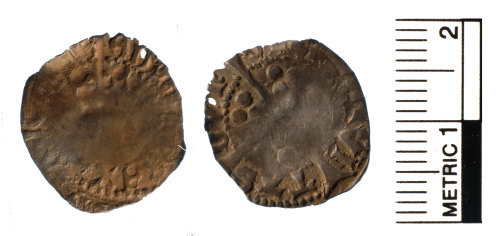 FAKL-B1476D: Medieval silver penny