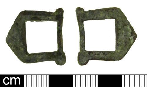 ESS-6B0BB6: Post Medieval Buckle