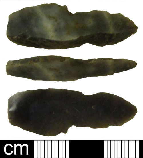 ESS-BBEA60: Mesolithic blade