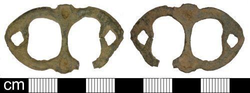 SOM-CBD762: Post Medieval Buckle