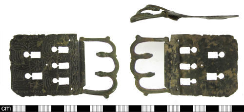 ESS-C60241: Roman to Early Medieval Buckle