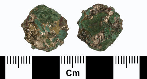 ESS-F37782: Roman coin, a Denarius of Septimus Severus, AD 192-211