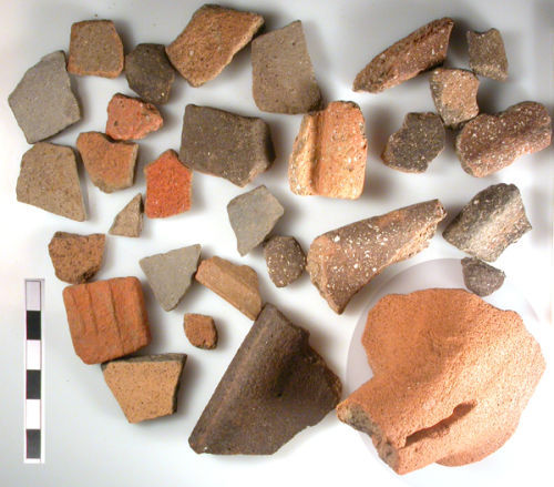A resized image of CAM-5BB518, Roman pottery