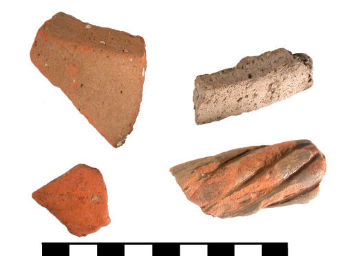 A resized image of CAM-71E704, Medieval pottery