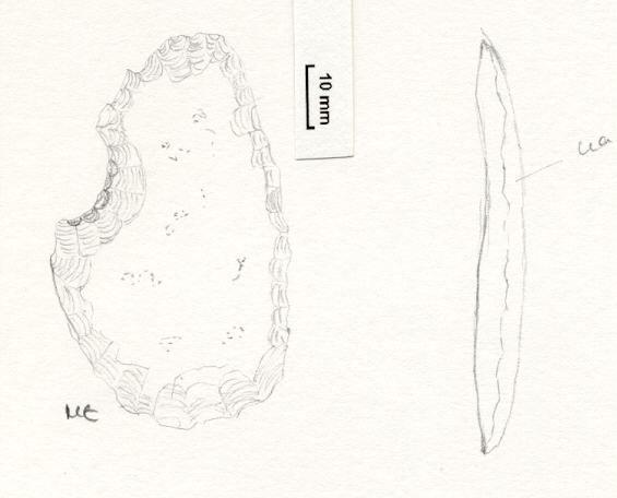 NLM4240: Lithic. 4240