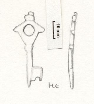 NLM6199: Key. 6199