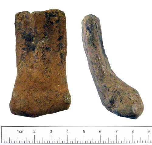 YORYM-3437B1: Medieval to post-medieval : Vessel