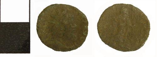 YORYM-684702: Roman coin : Radiate