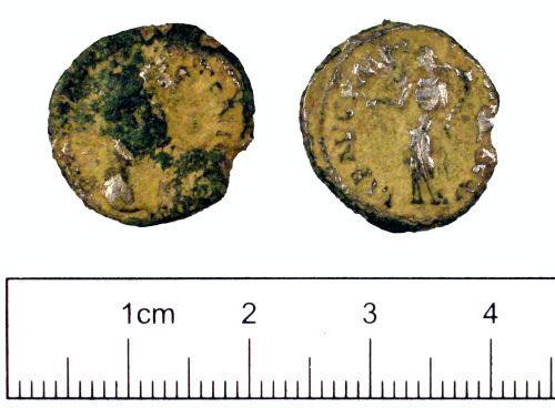 YORYM-243427: Roman coin : Denarius