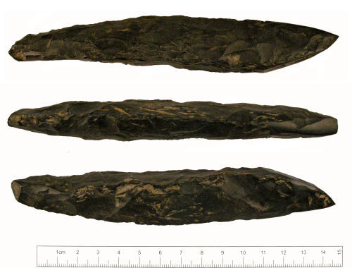 YORYM-DA26C3: Mesolithic to Neolithic : Tool