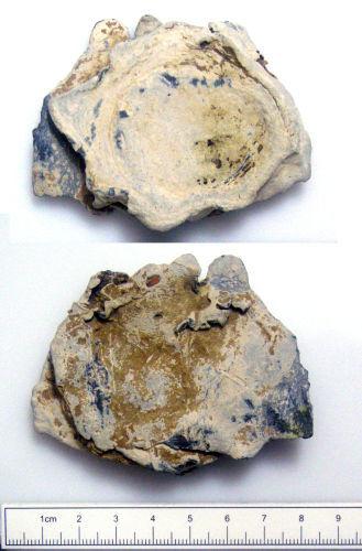 YORYM-954C63: Roman or medieval : Pot repair