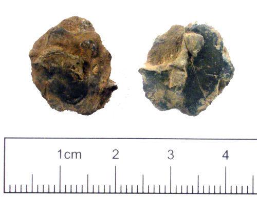 YORYM-B3E445: Medieval to Post-medieval : Vessel