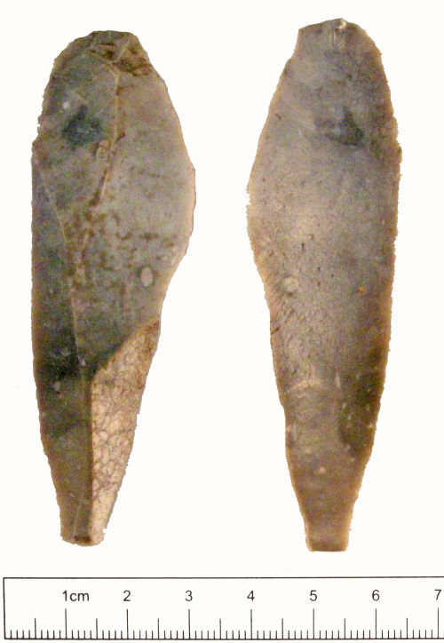 YORYM-DBD372: Mesolithic to Neolithic : Lithic implement
