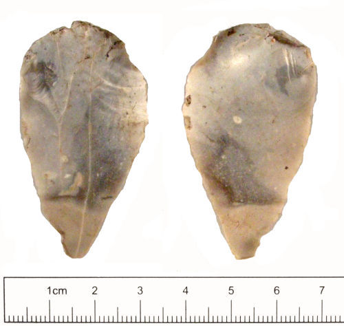 YORYM-DB9D14: Mesolithic to Neolithic : Lithic implement