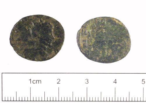 YORYM-95A8B6: Roman coin : Radiate