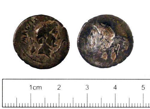 YORYM-2EEA25: Roman coin