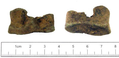 YORYM-9BC007: Medieval to post-medieval : Vessel