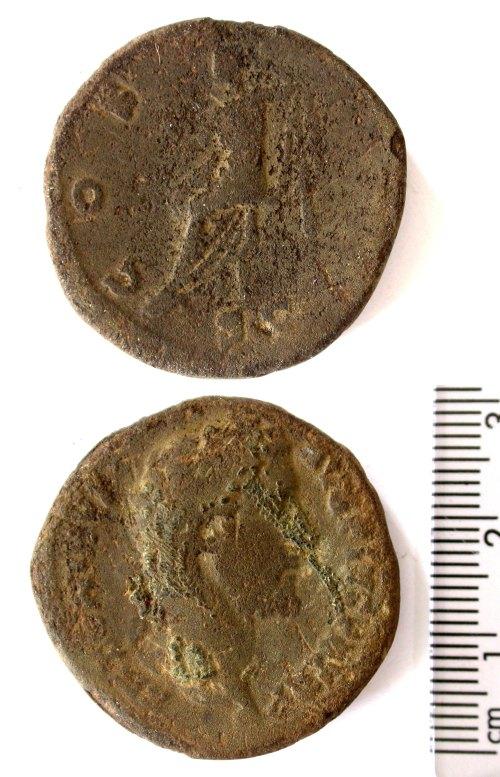BUC-537654: Roman Copper Alloy Coin