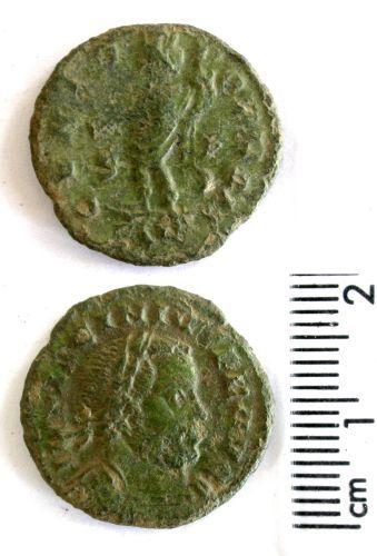 BUC-7EC507: A Roman nummus