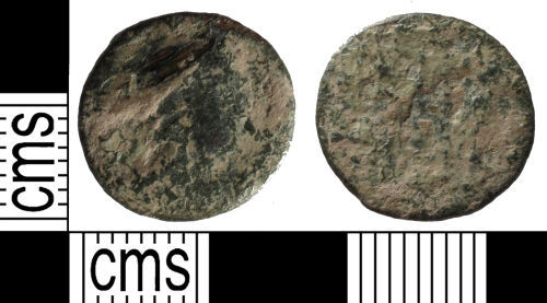 SUSS-1C2737: Roman coin: nummus of the House of Constantine